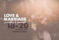 love and marriage expo targul de nun i