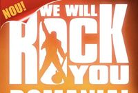 musicalul queen we will rock you