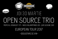 open source trio european tour 2017