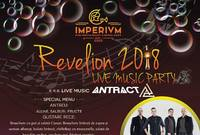 revelion 2018 live music party imperium