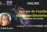 secrete de familie si traume emotionale mostenite cu dr edith ka