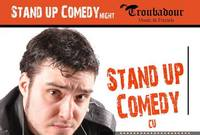 stand up comedy cu vraciu la troubadour club