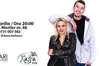 stand up comedy night w serghei i anisia
