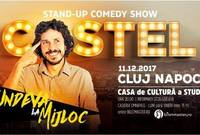 stand up comedy show costel la cluj napoca