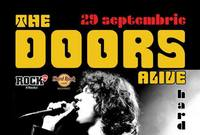 the doors alive concert tribut the doors