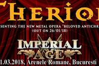 therion imperial age si null positiv la arenele romane