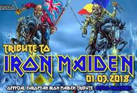 tribute to iron maiden blood brothers iasi