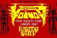 concert voivod earth ship