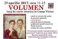 volumen targ de carte istorica la camp virtus