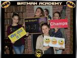 absolvent batman academy 9